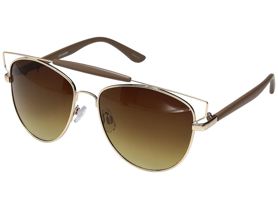 Steve Madden - Iris (Brown) Fashion Sunglasses