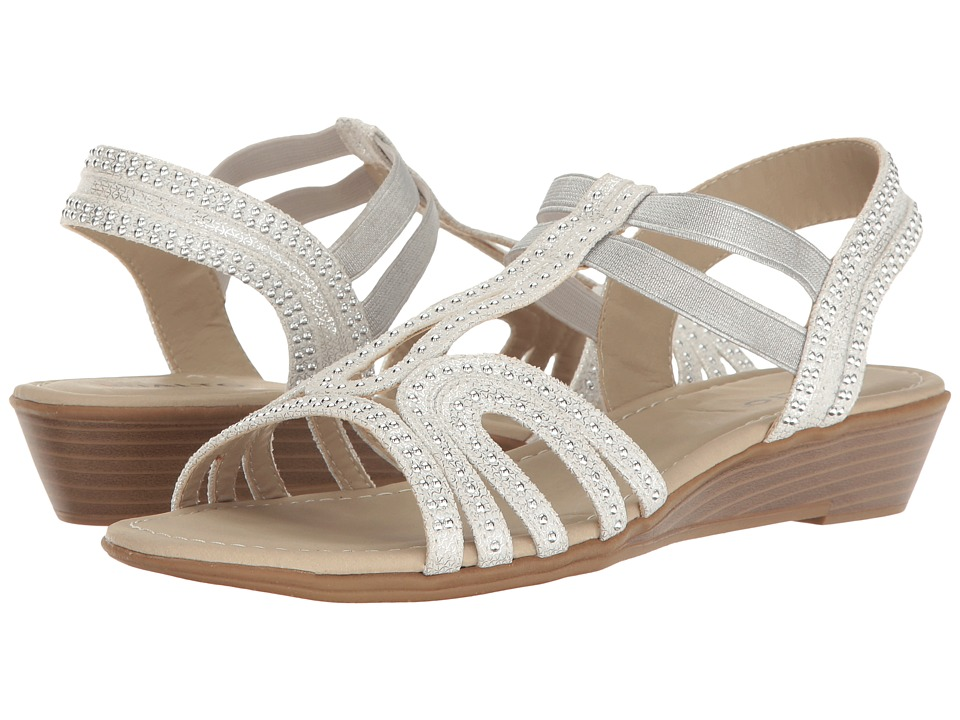 Rialto - Garnette (Silver) Women's Shoes