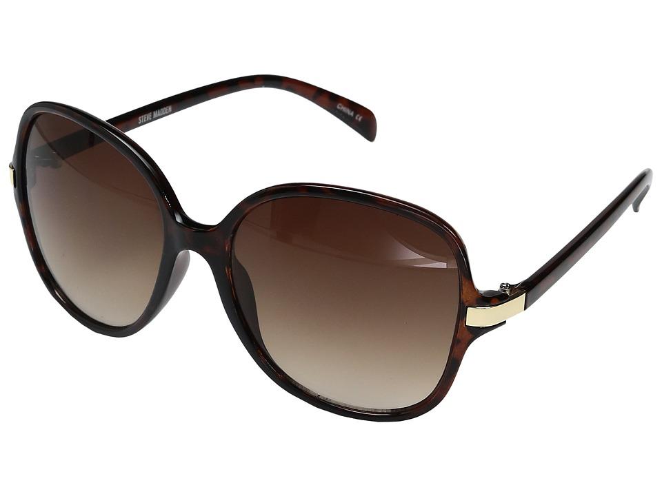 Steve Madden - Camellia (Tortoise) Fashion Sunglasses