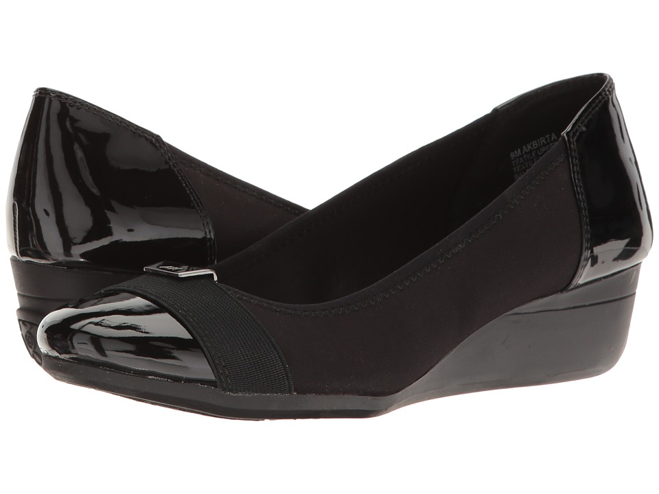Anne Klein Birta (Black Multi Fabric) Women
