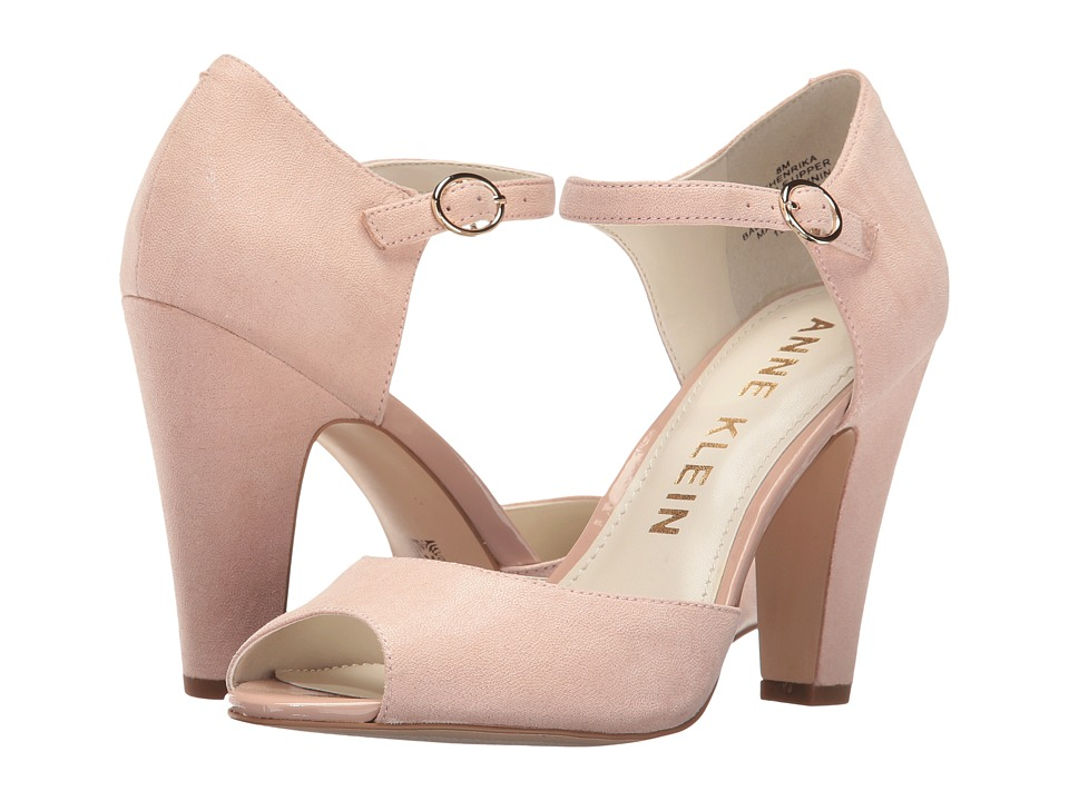Anne Klein Henrika (Light Pink Fabric) Women