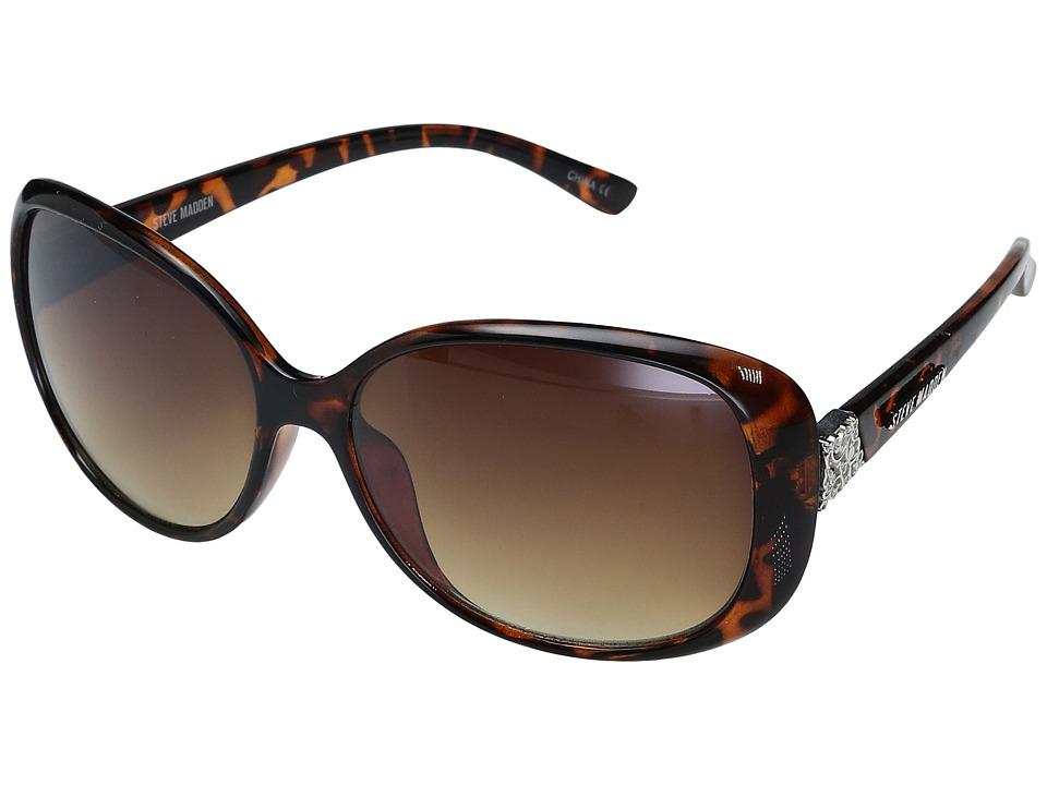 Steve Madden - Dailey (Tortoise) Fashion Sunglasses