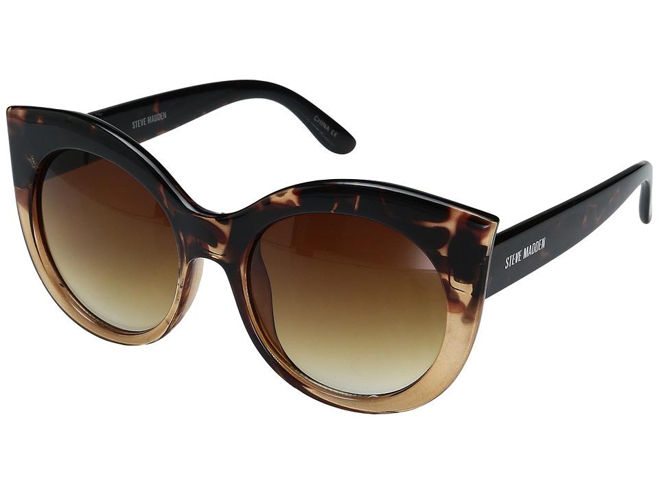 Steve Madden - Marley (Brown) Fashion Sunglasses