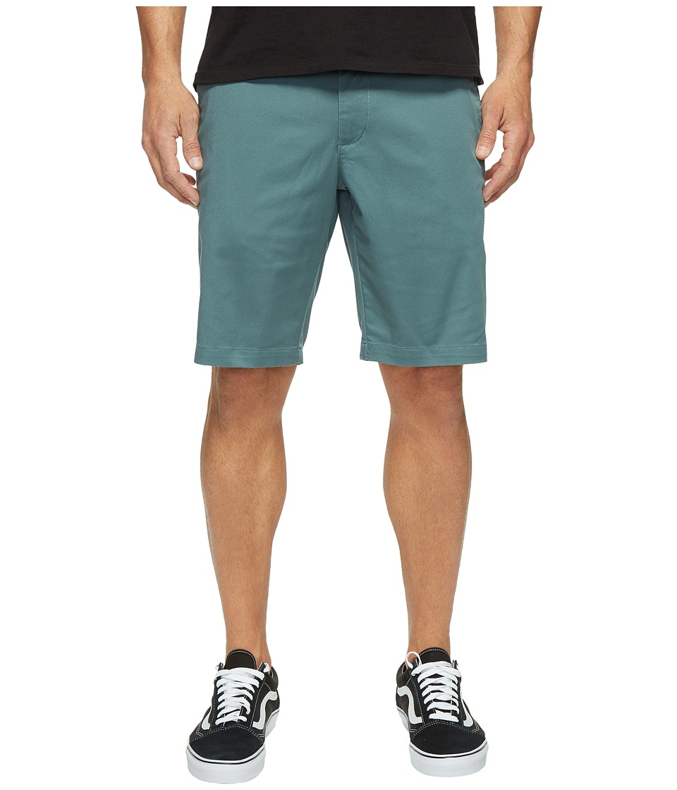 RVCA - The Week-End Stretch Shorts (Pine Tree) Men's Shorts
