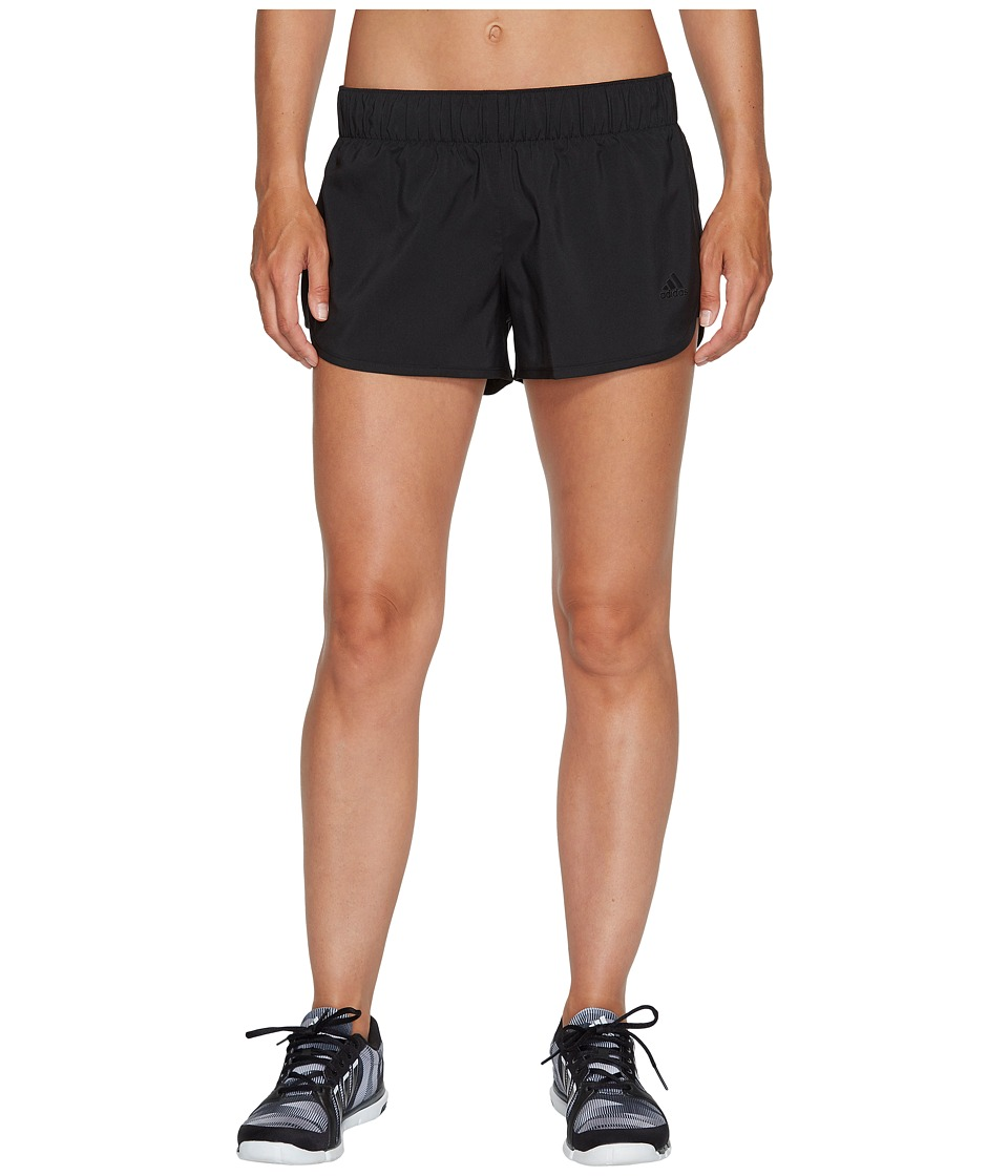 adidas - M10 Woven Shorts (Black) Women's Shorts