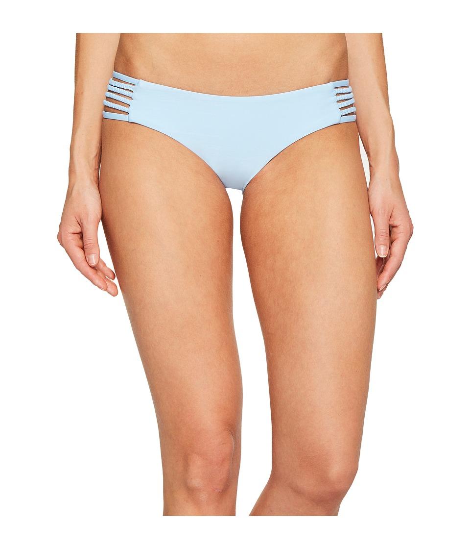 Vitamin A Swimwear - Jaydah Braid Bottom Full (Cielo Ecolux) Women's Swimwear
