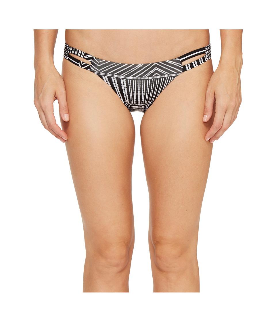 Vitamin A Swimwear - Neutra Hipster Full Bikini Bottom (Mustique Print) Women's Swimwear