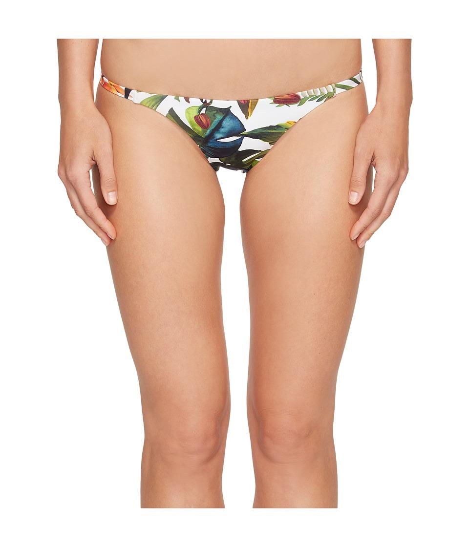 Vitamin A Swimwear - Luna Bottom (Lush Life) Women's Swimwear