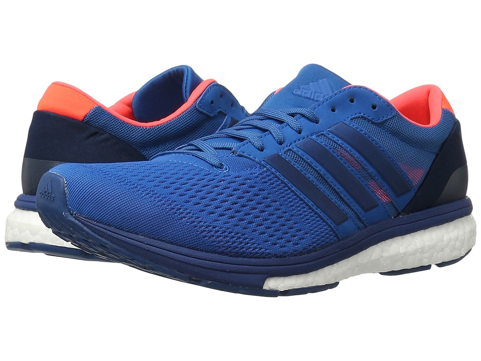 adidas - adiZero Boston 6 (Unity Blue/Unity Blue) Men's Shoes