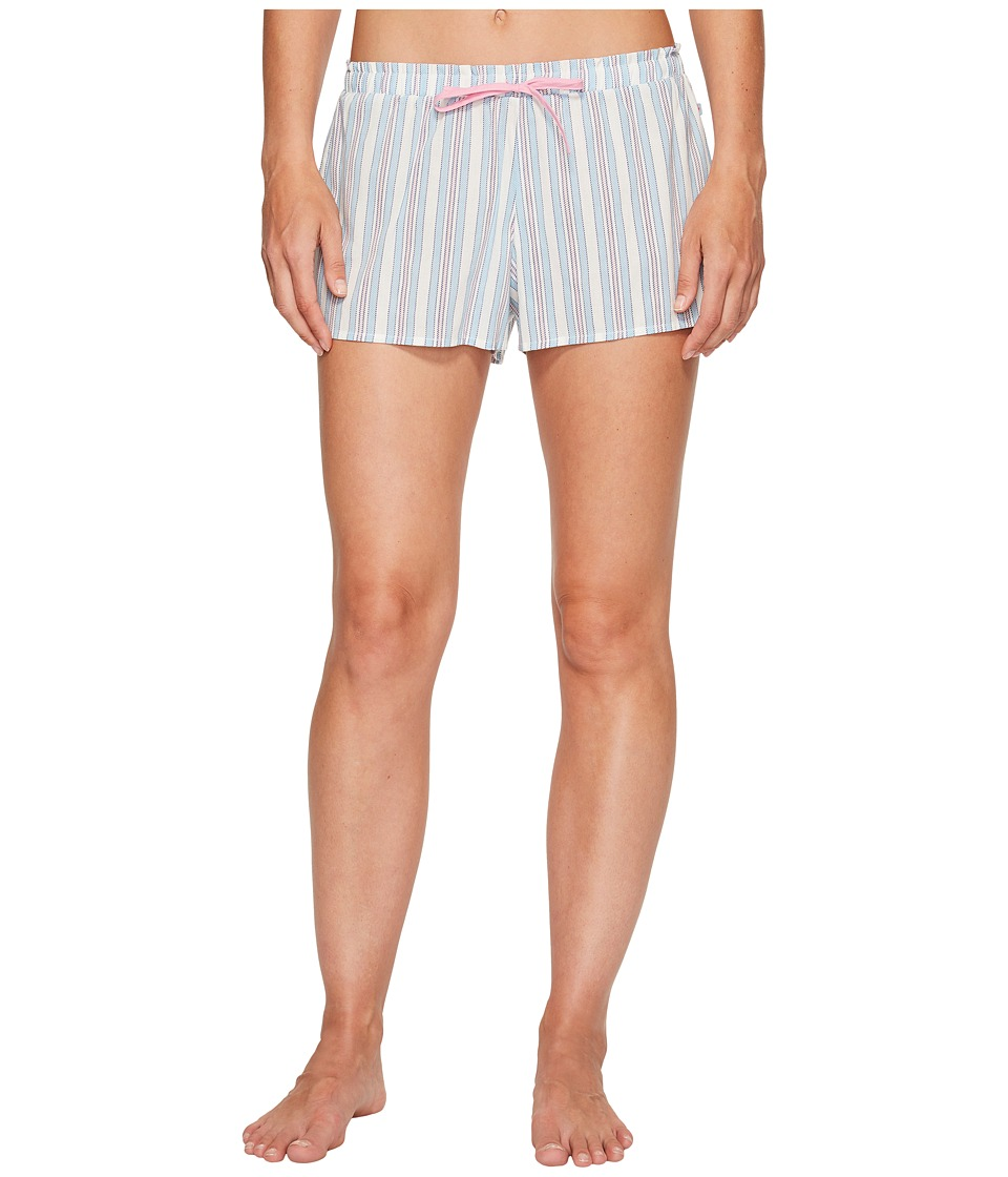 Jane & Bleecker - Wallpaper Stripe Shorts 3511357 (Wallpaper Stripe) Women's Pajama
