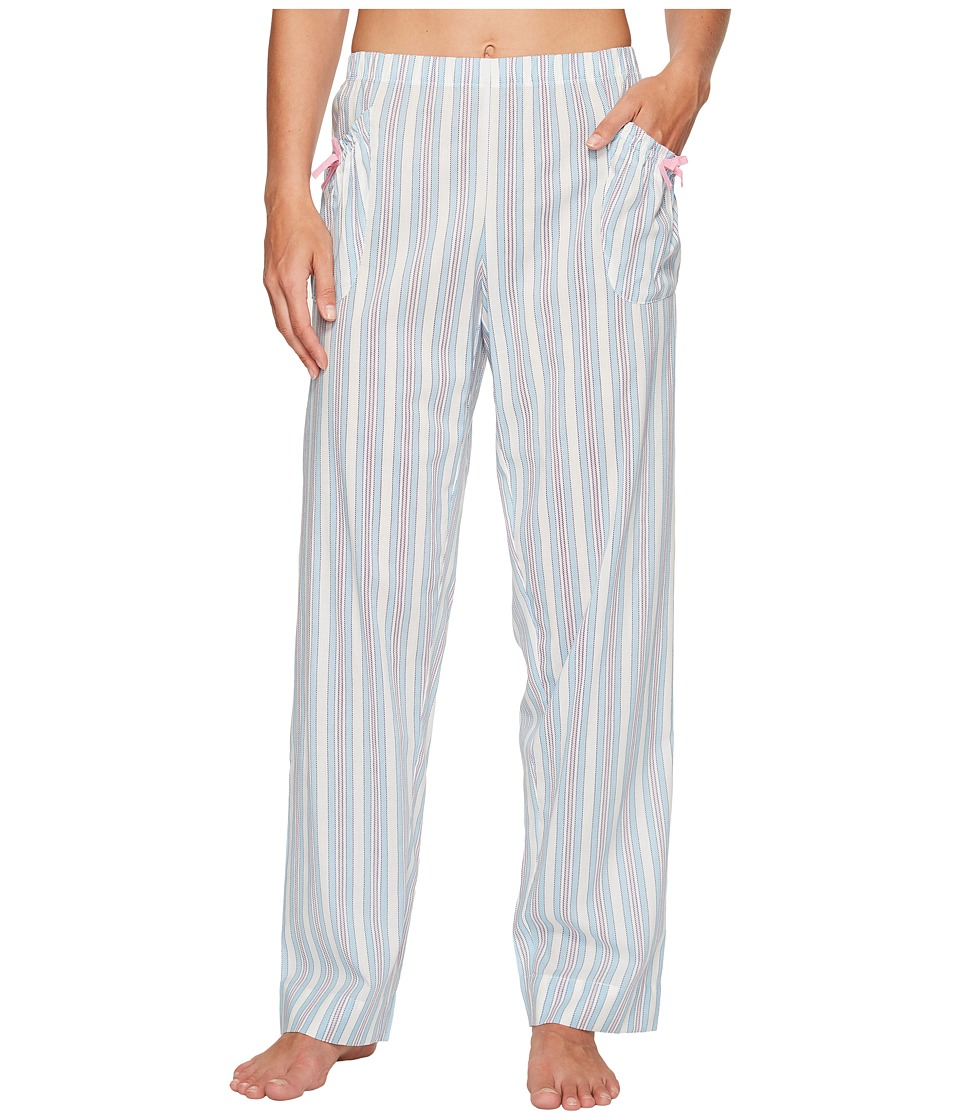 Jane & Bleecker - Wallpaper Stripe Pants 3581357 (Wallpaper Stripe) Women's Pajama