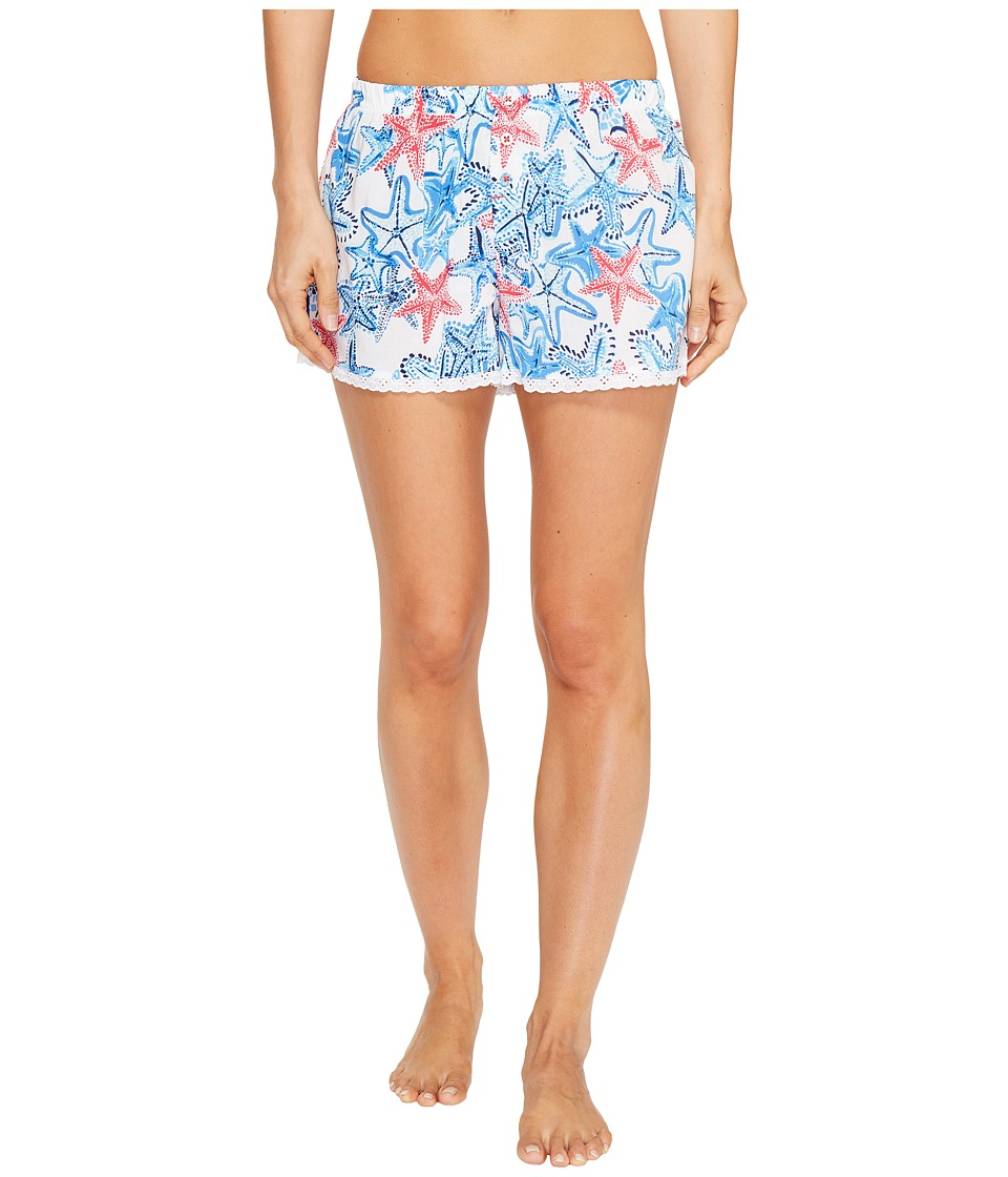 Jane & Bleecker - Starfish Cove Shorts 3511352 (Starfish Cove) Women's Pajama
