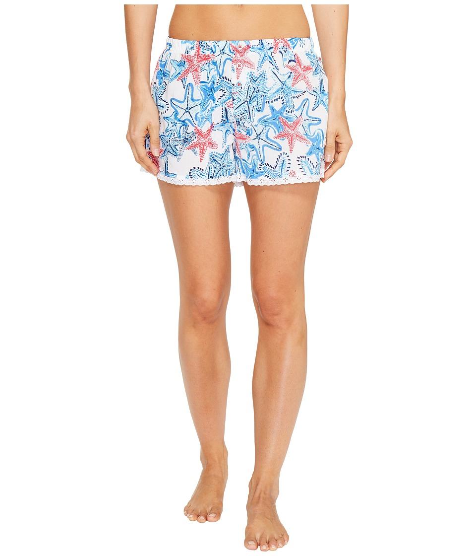 Jane & Bleecker - Starfish Cove Shorts 3511352 (Starfish Cove) Women's Pajama