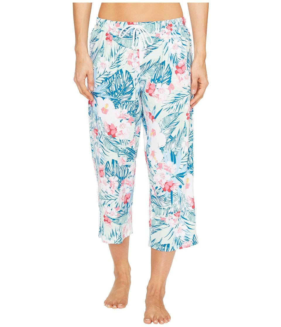 Jockey Capri Pants (Tropicana) Women