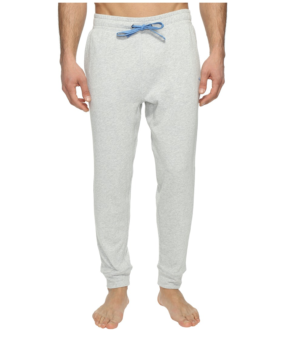 Tommy Bahama - French Terry Jogger Pants (Grey Heather) Men's Pajama