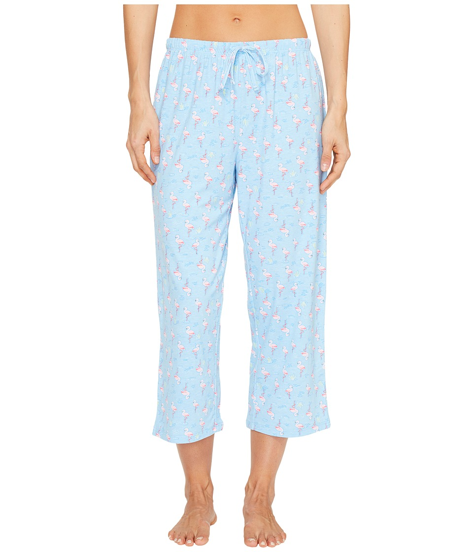 Jockey Flamingo Capris (Flamingos) Women