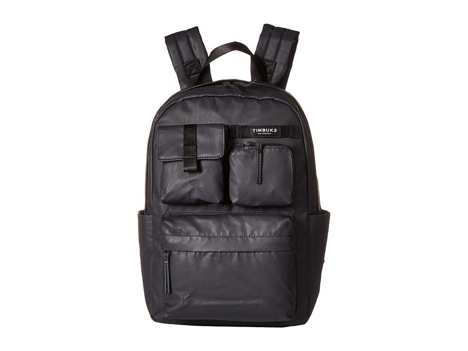 Timbuk2 Mini Ramble Pack Carbon Coated (Jet Black) Backpack Bags