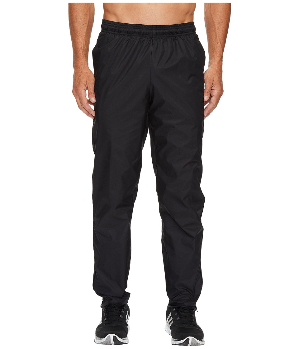 adidas - Essentials 3S Wind Pants (Black/Black/Black) Men's Casual Pants