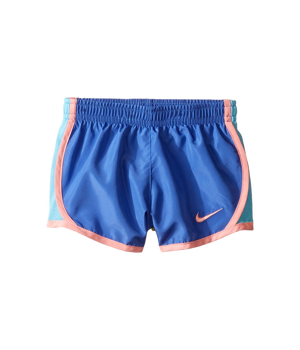 Nike Kids - Tempo Short (Toddler) (Comet Blue) Girl's Shorts