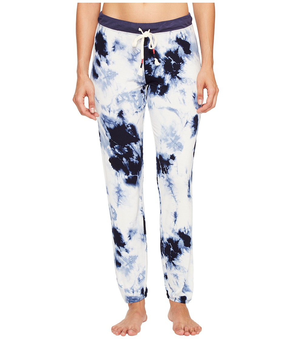 Lucky Brand - Rib Waistband Pants (Muse Tie-Dye) Women's Pajama