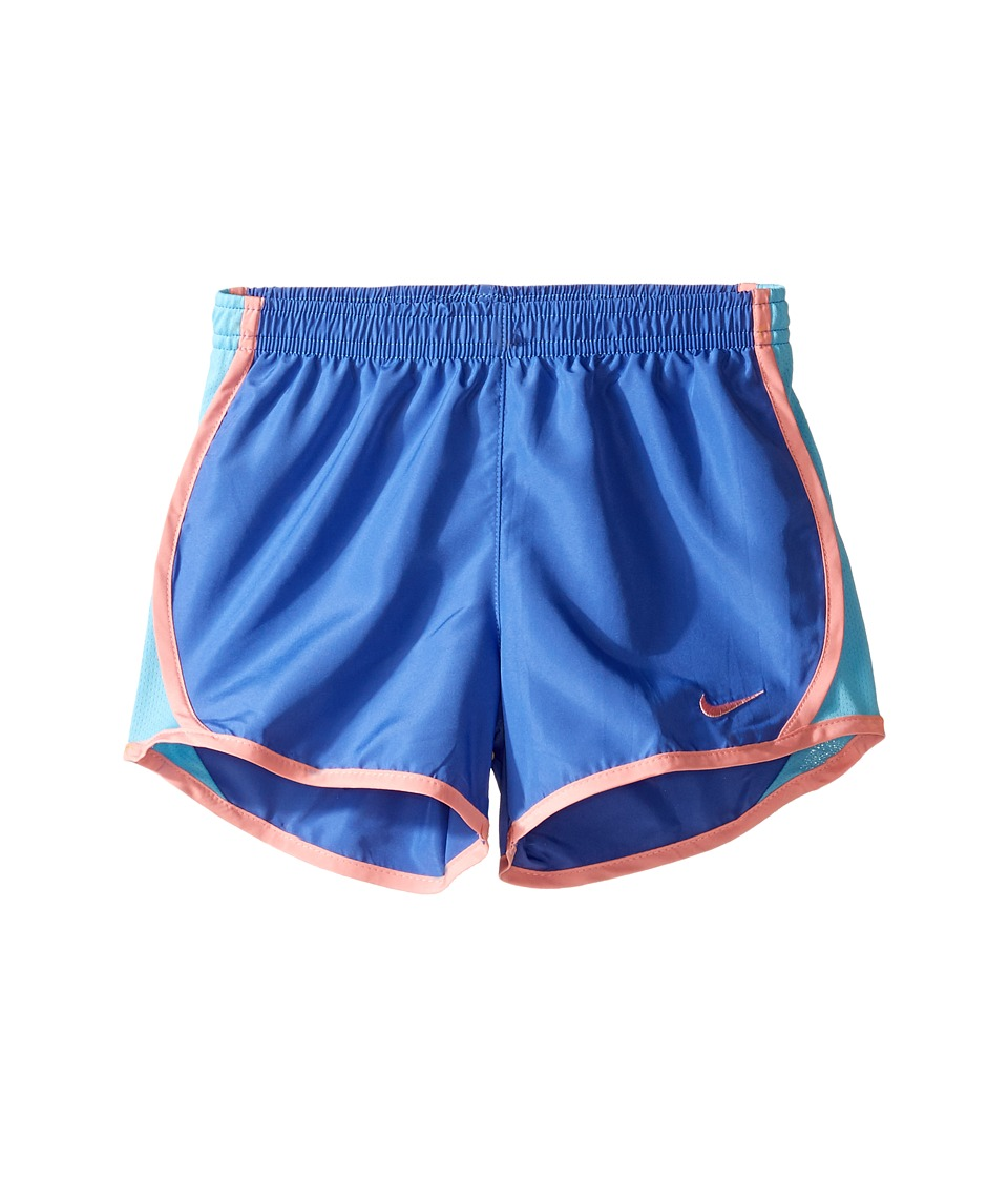Nike Kids - Dri-FIT Woven Short (Toddler/Little Kids) (Comet Blue) Girl's Shorts