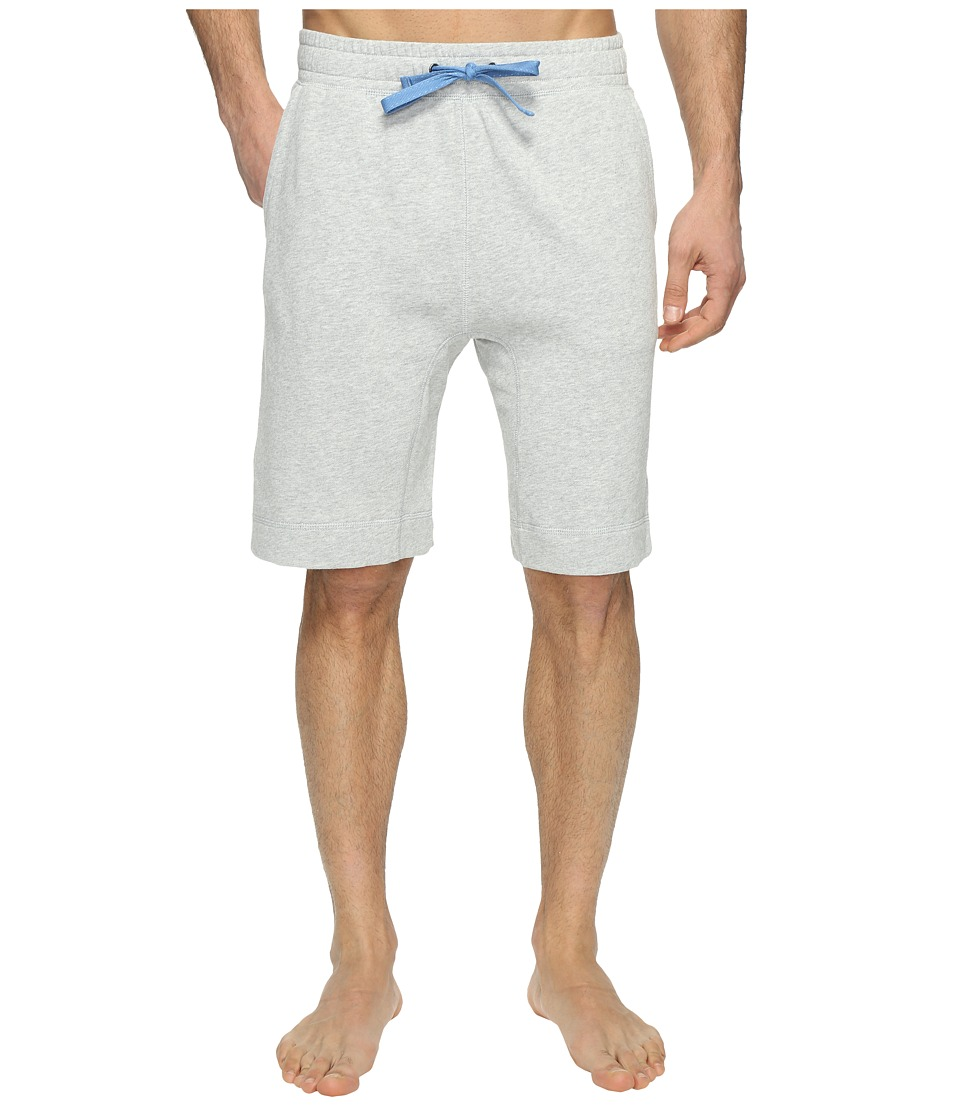 Tommy Bahama - French Terry Jam Shorts (Grey Heather) Men's Pajama