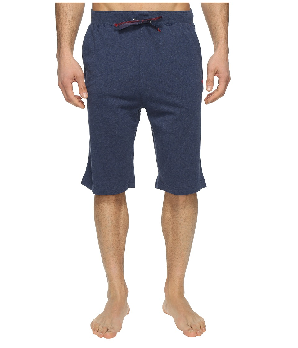 Tommy Bahama - Knit Jam Shorts (Indigo Heather) Men's Pajama