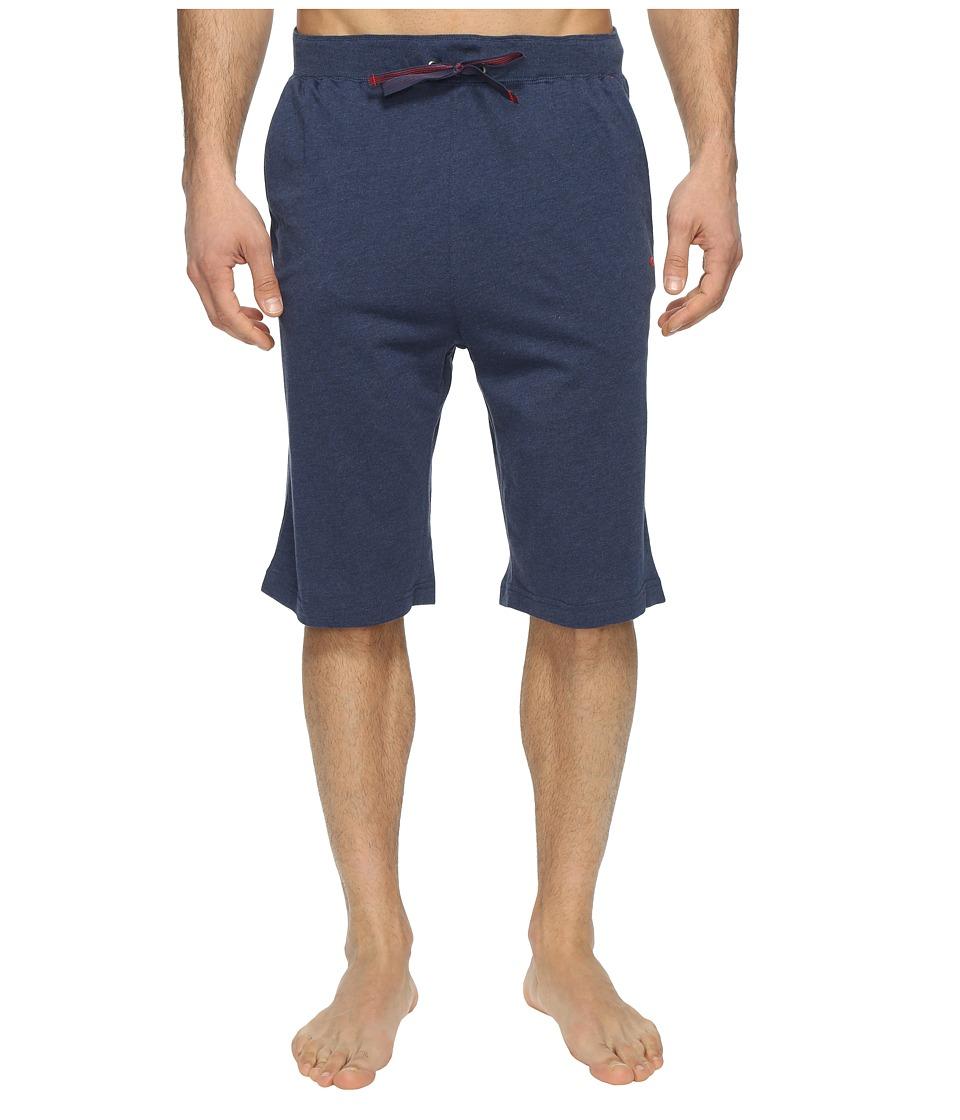 Tommy Bahama Knit Jam Shorts (Indigo Heather) Men