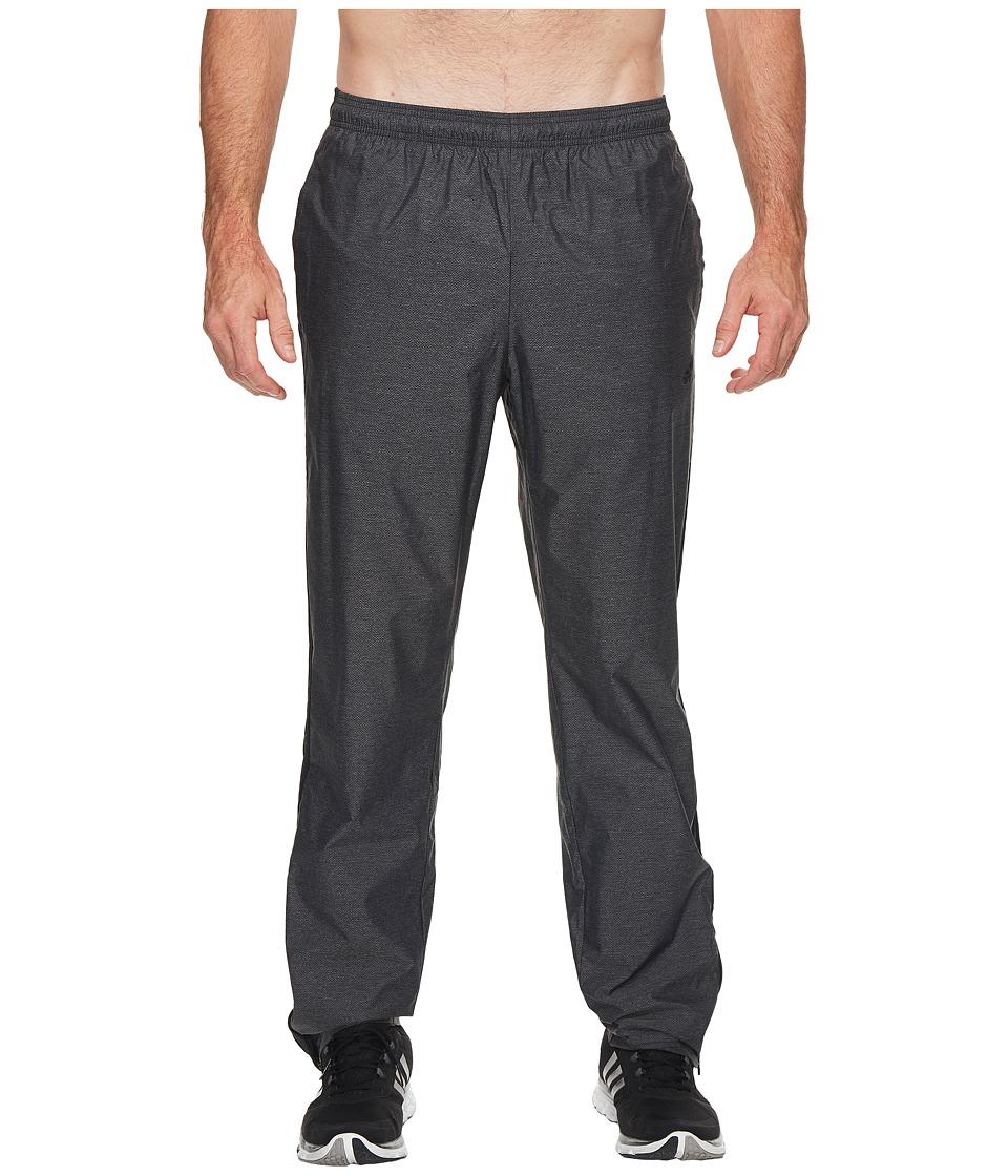 adidas - Big Tall Essentials 3S Wind Pants (Black/Black) Men's Casual Pants