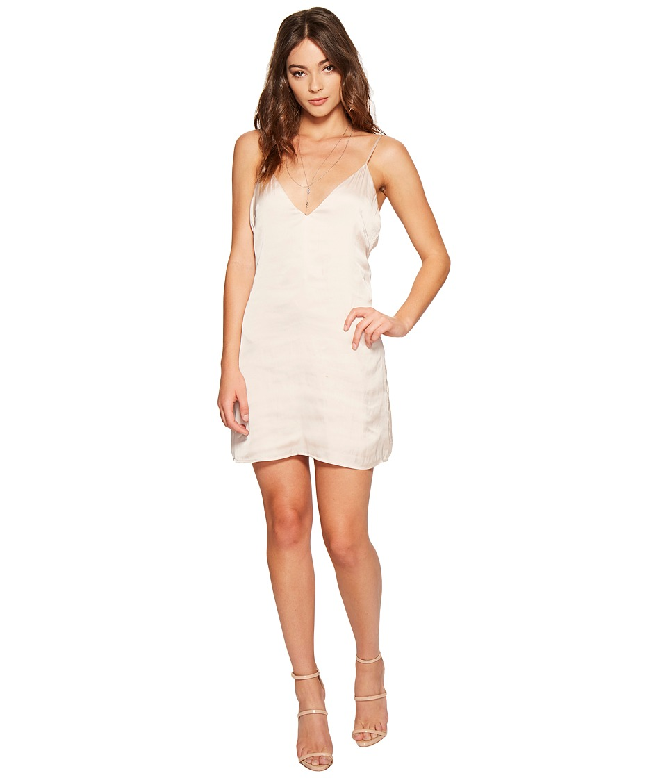 Lovers + Friends - Mini Slip (Champagne) Women's Clothing