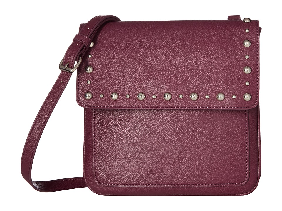 Nine West - Eugenie (Plum Raisin) Handbags