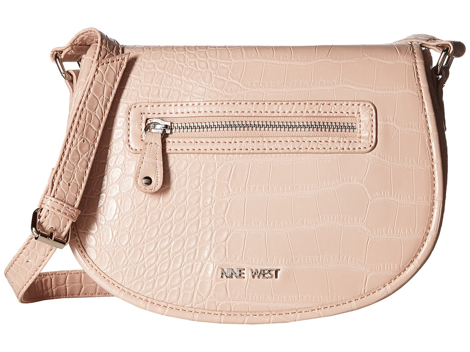 Nine West - City Meets Country (New Mauve) Handbags