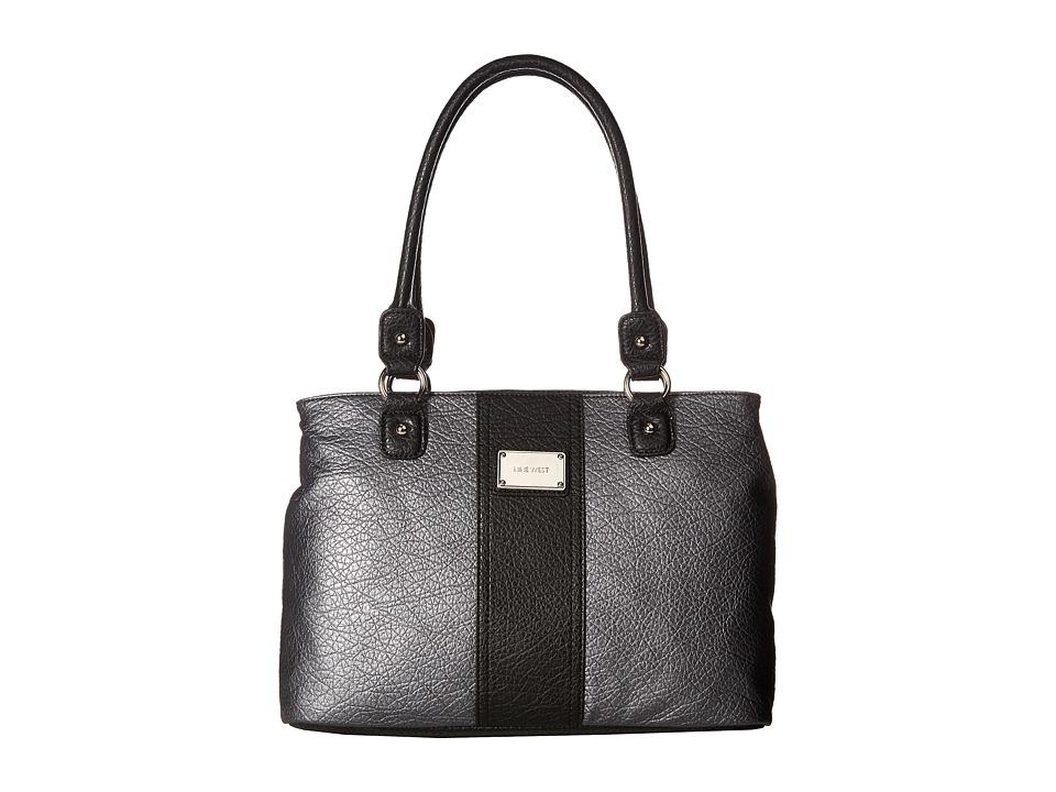 Nine West - Desert (Hematite/Black) Handbags