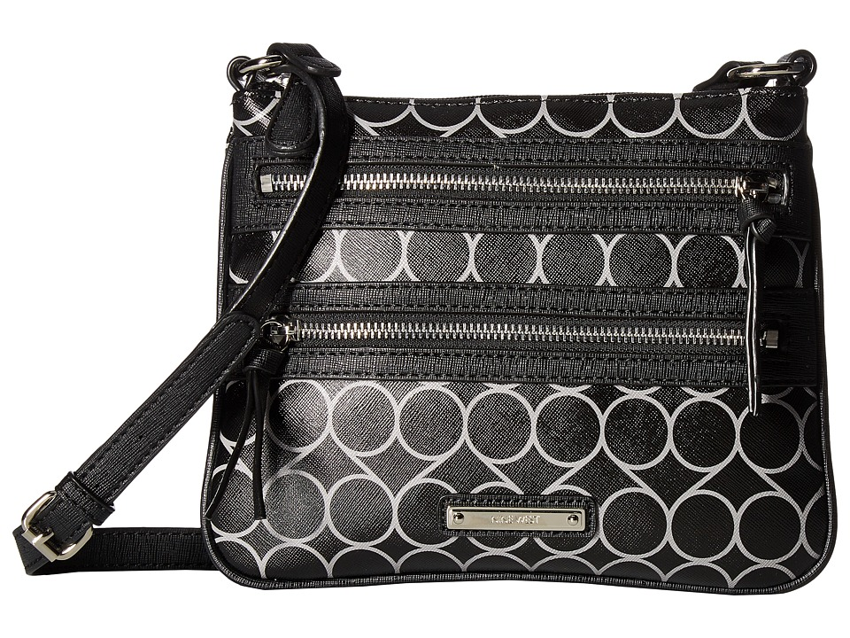 Nine West - Minnie (Black/Black) Handbags