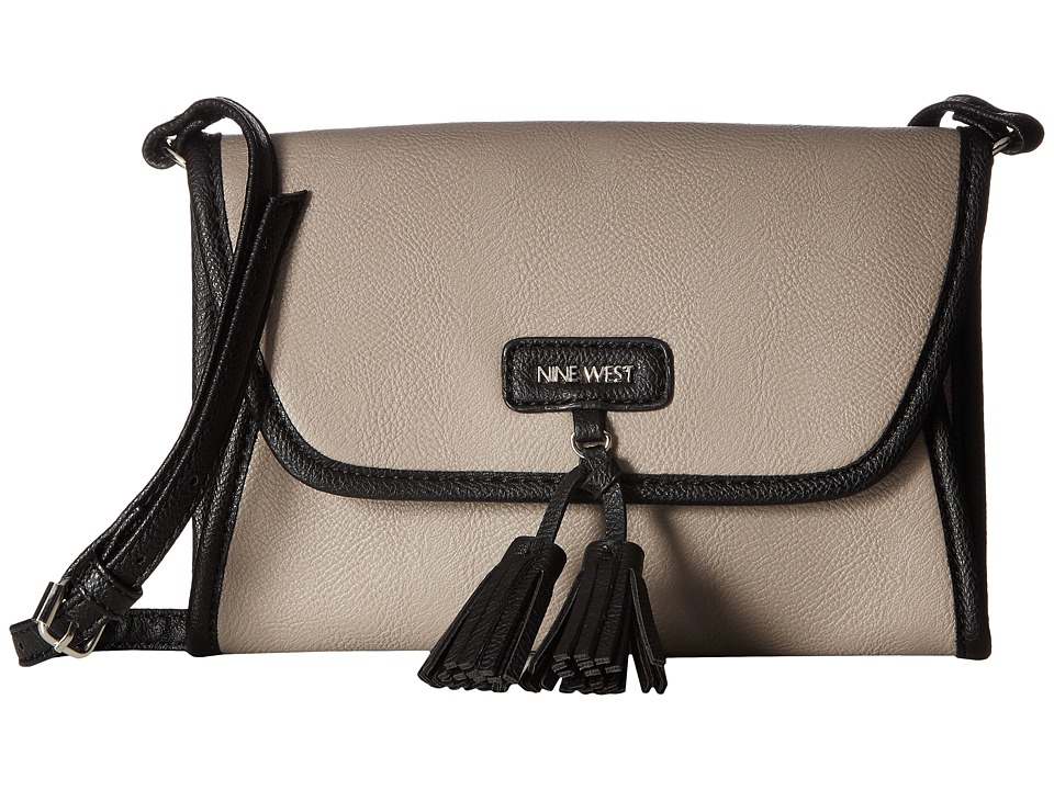 Nine West - Casual Tassel (Elm/Black) Handbags