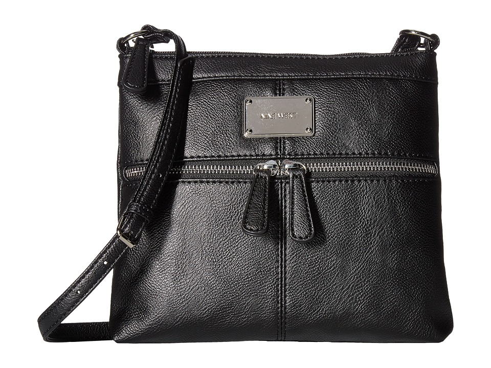 Nine West - Encino (Black) Handbags