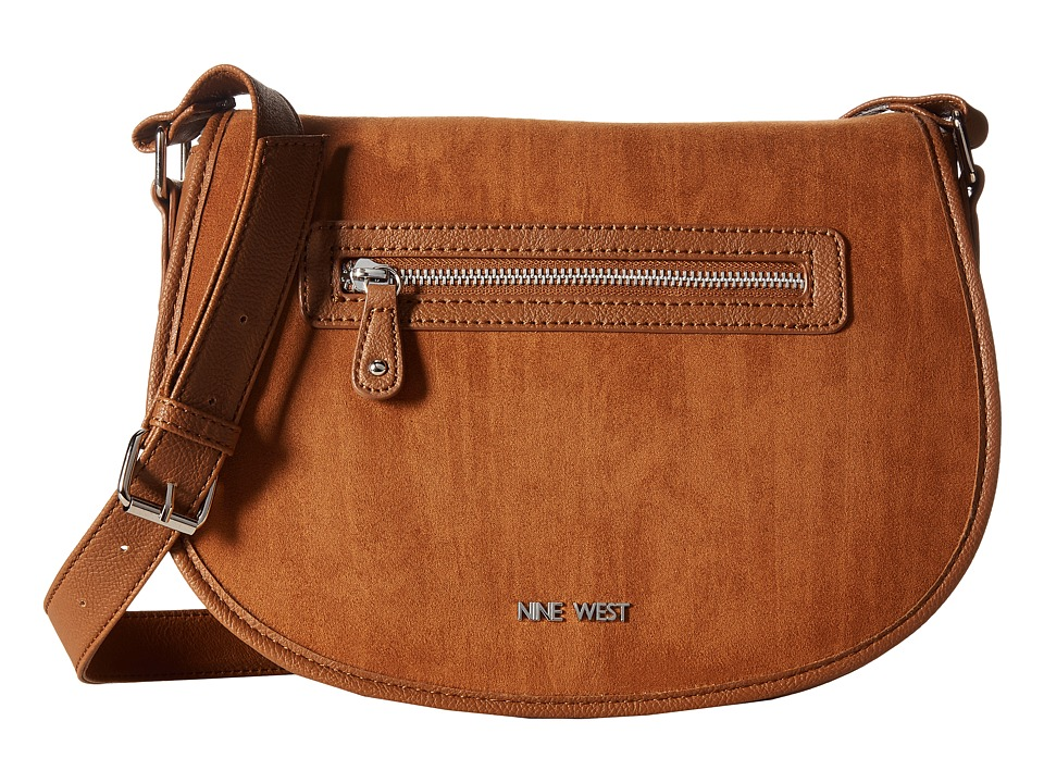 Nine West - City Meets Country (Tobacco) Handbags