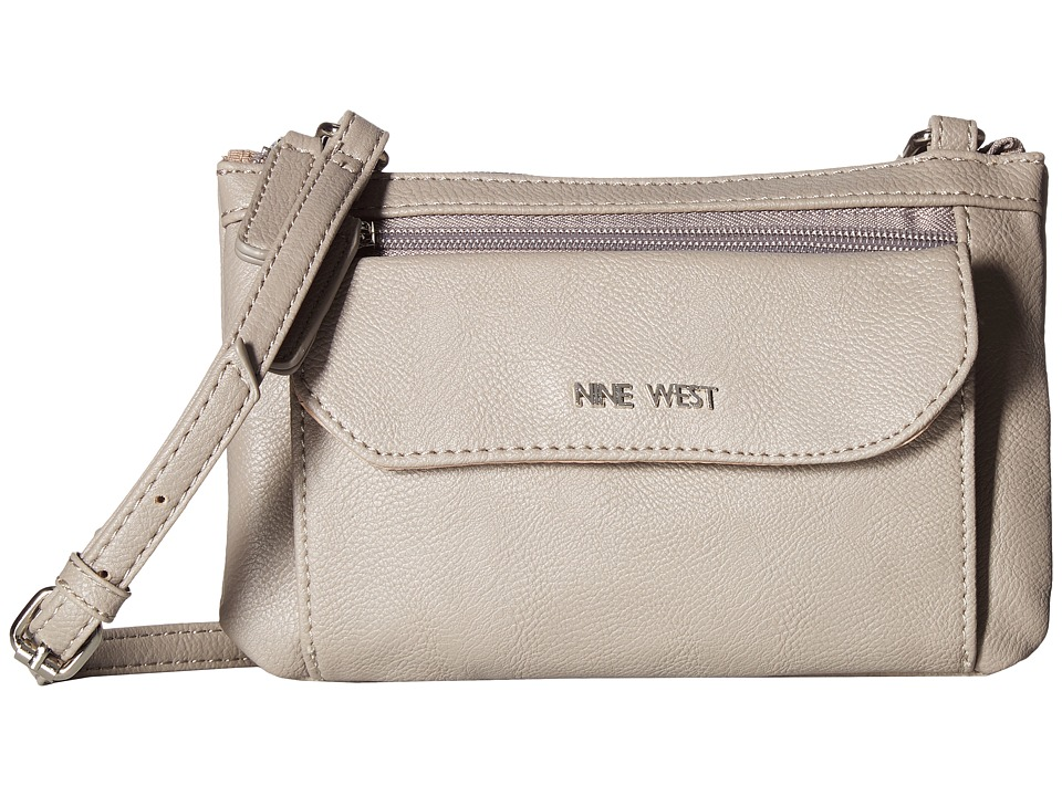 Nine West - Croc Pocket (Elm) Handbags