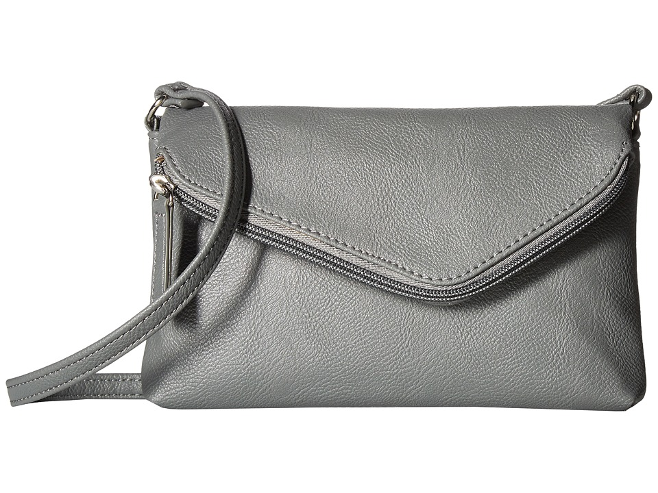 Nine West - Envelopy (Heather Grey) Handbags