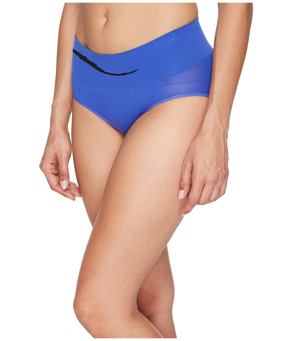 Jockey - Sporties Wave Hipster (Intense Royal) Women's Underwear