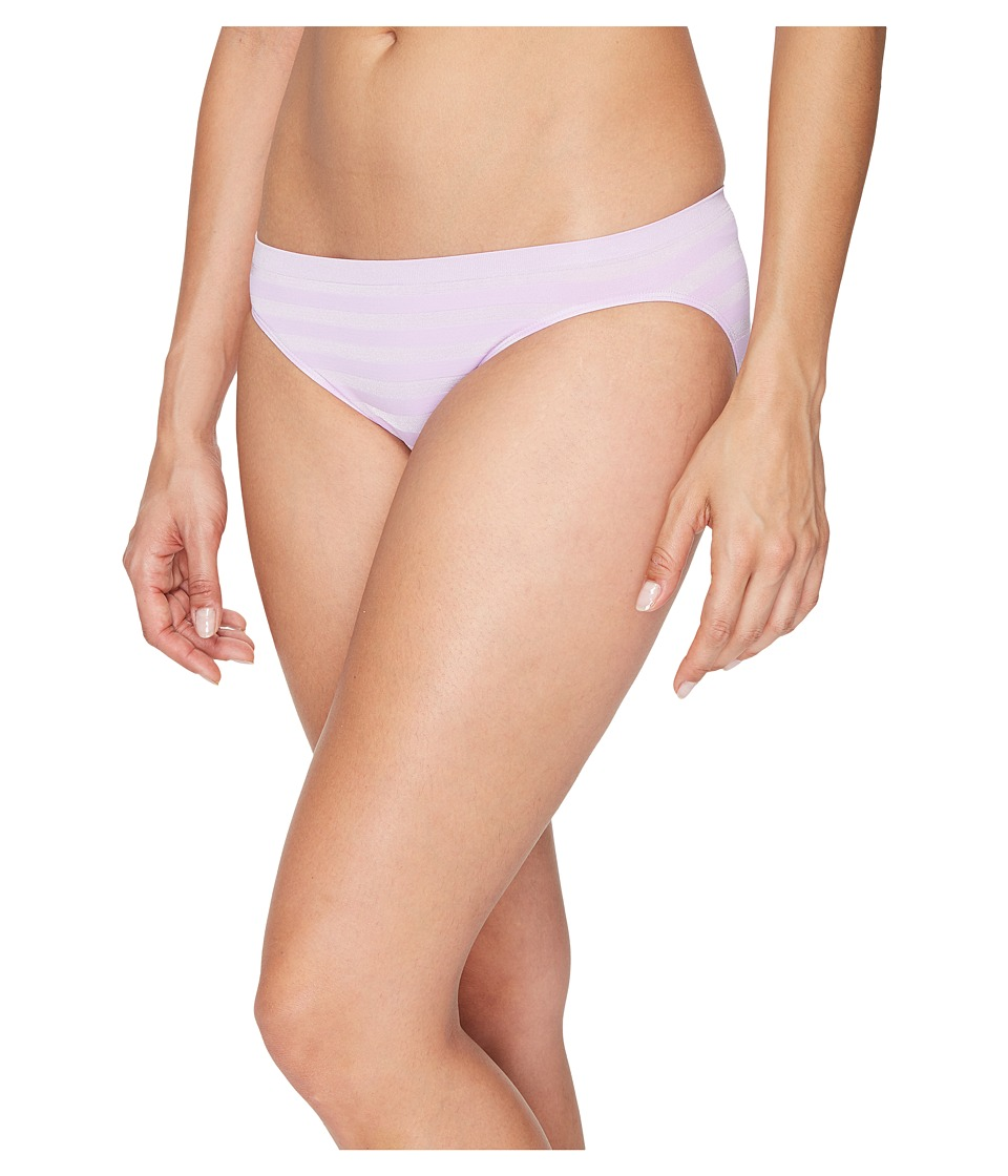 Jockey - Comfies Matte Shine Bikini (Old Soft Lilac) Women's Underwear