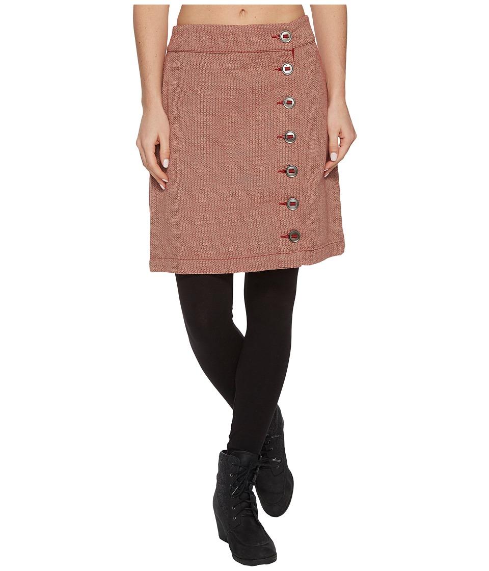 Aventura Clothing Laurel Skirt (Biking Red (Prior Season)) Women