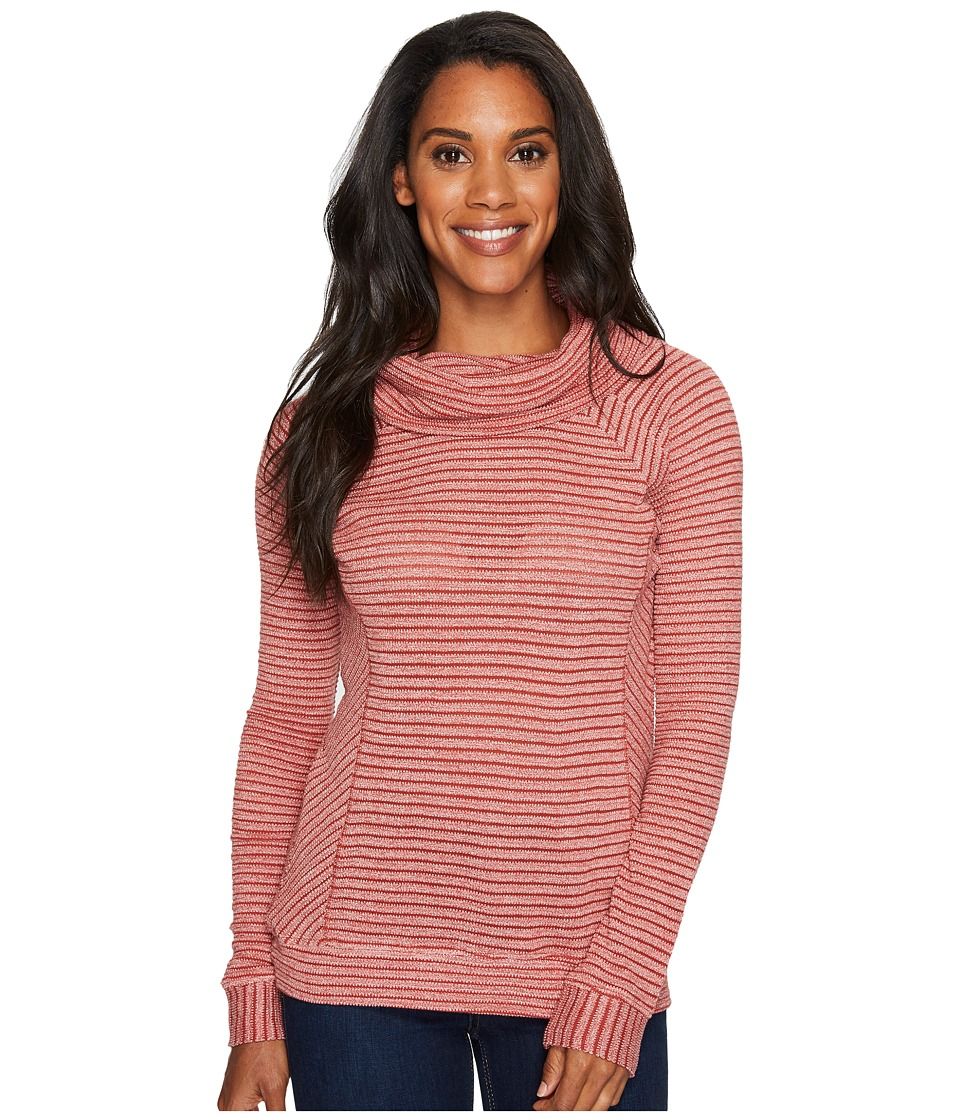 Image of Aventura Clothing - Althea Long Sleeve (Tandori Spice) Women's Clothing