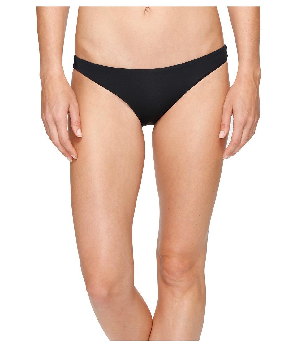 Spiritual Gangster - Zen Bottom (Black) Women's Swimwear