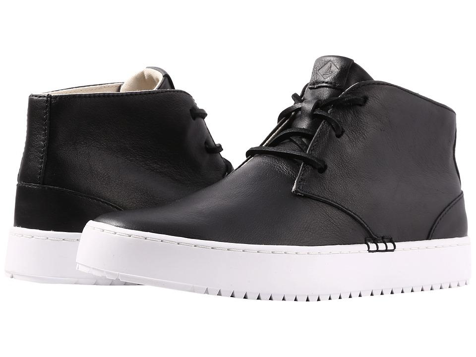 Sperry Endeavor Chukka Leather (Black) Women