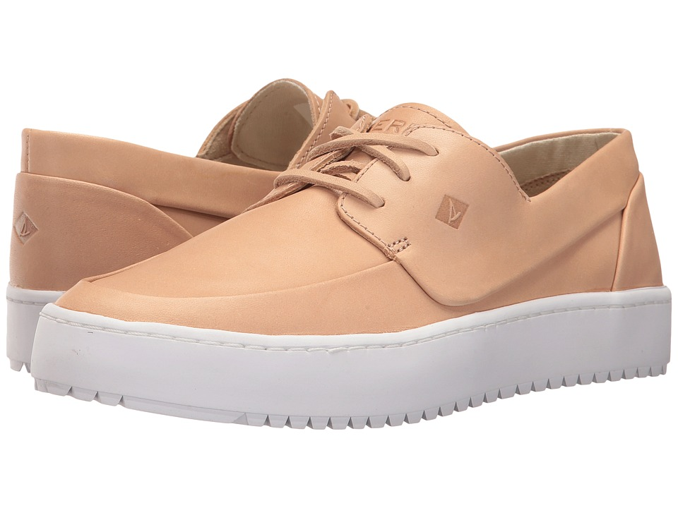 Sperry Endeavor Boat (Natural) Women
