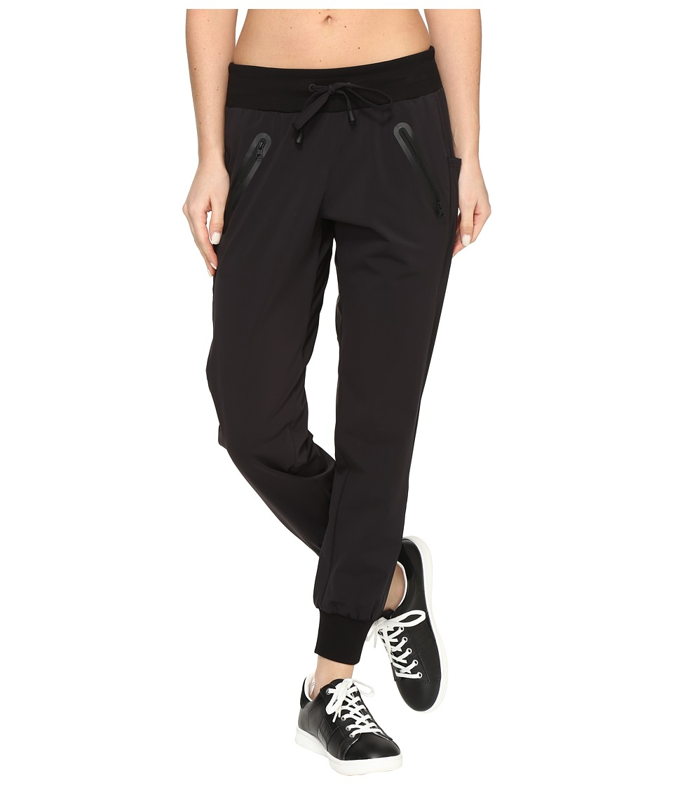 Blanc Noir - Tech Jogger (Black) Women's Workout