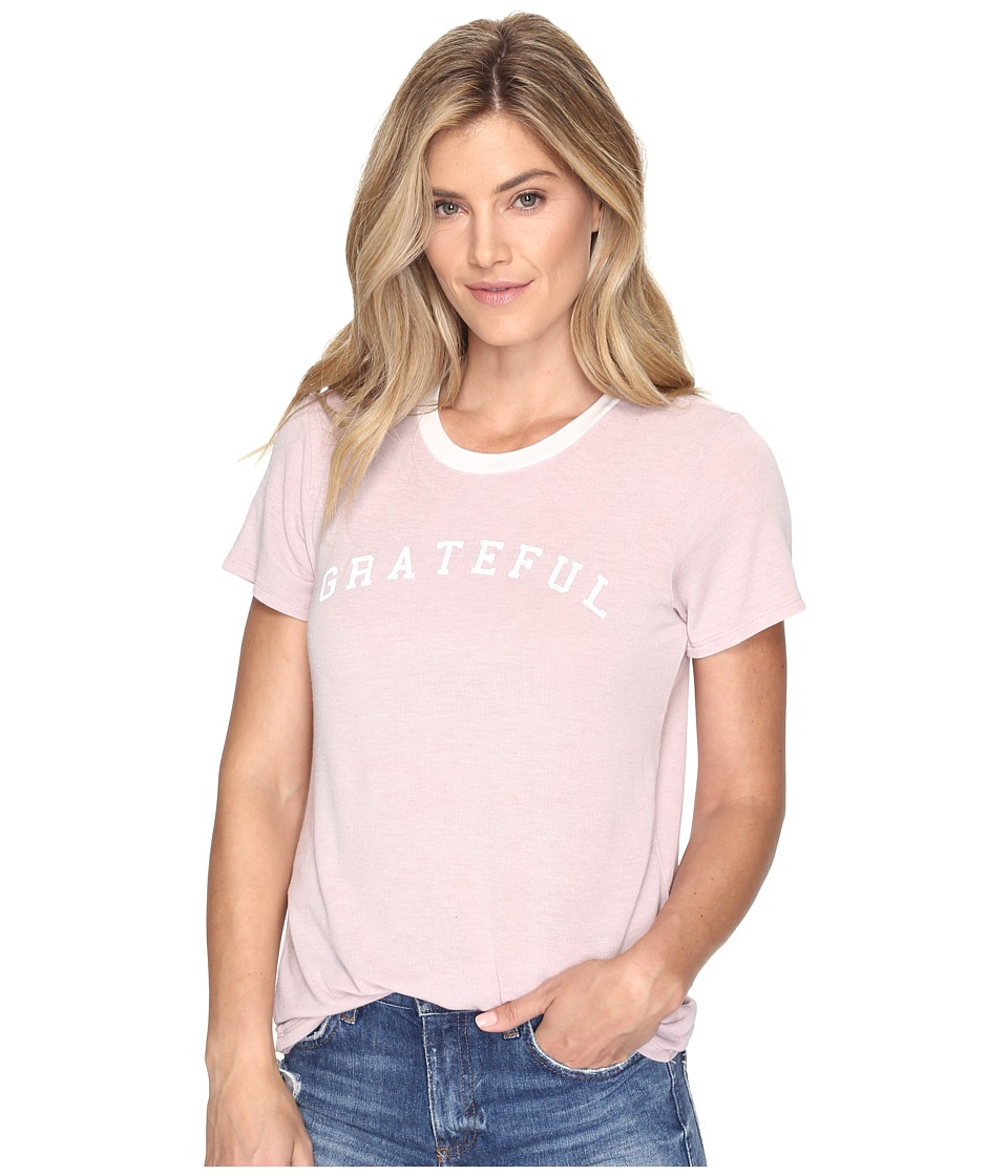 Spiritual Gangster - Grateful Arch (Blush) Women's Workout