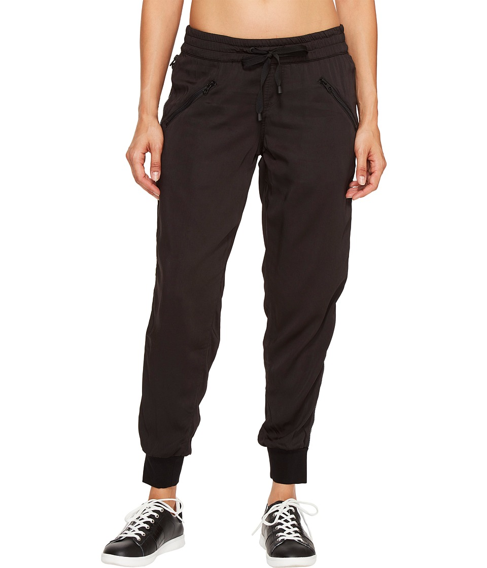 Blanc Noir - Aviator Pants (Black) Women's Workout
