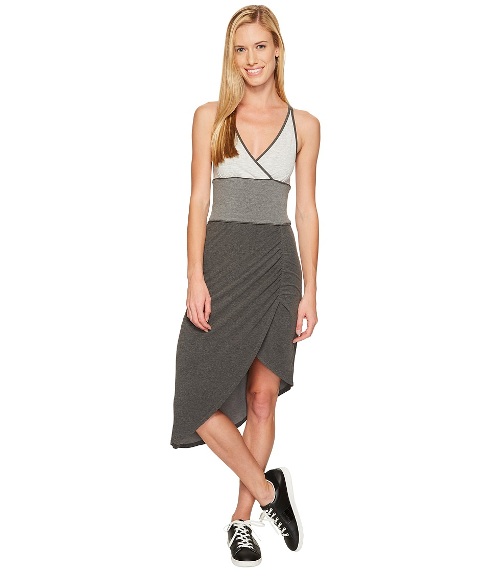 Blanc Noir - Tank Dress (Ash Heather) Women's Dress